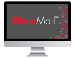 FlexMail Screen Logo